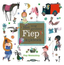 Het nog grotere Fiep kijkboek | karton