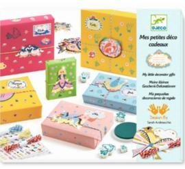 Djeco sknutselen | cadeautjes maken