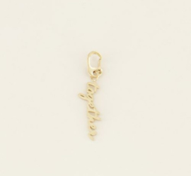 My Jewellery | Bedel 'together' goud