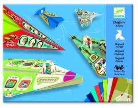 Djeco origami | vliegtuigjes