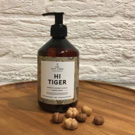 The Gift Label   Handzeep hi tiger 500ML
