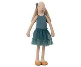 Maileg Bunny ballerina maat 3 | blauw
