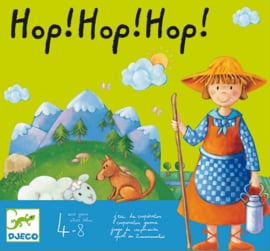 Djeco spel | Hop!Hop!Hop!