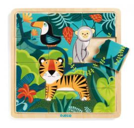 Djeco puzzel  | Jungle