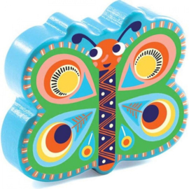 Djeco animambo | maracas vlinder