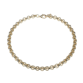 Camps & Camps gouden jesseron ketting