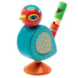 Djeco animambo | houten vogelfluitje