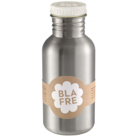 Blafre drinkfles 500 ml | wit