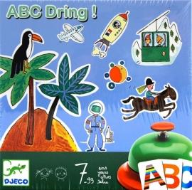 Djeco spel | abc dring