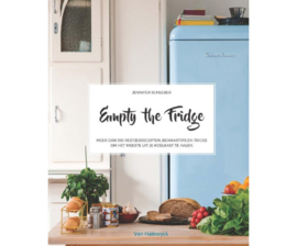 Empty the fridge | Jennifer Schleber