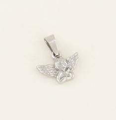 My Jewellery | Bedel 'engeltje' zilver