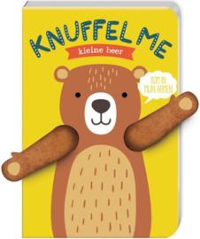 Knuffel me kleine beer | karton