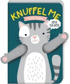 Knuffel me klein katje | karton