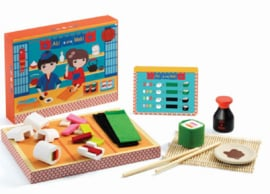 Djeco rollenspel | sushi maken met Aki en Maki