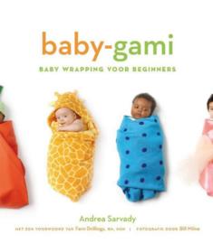 Baby-gami, babywrapping voor  beginners