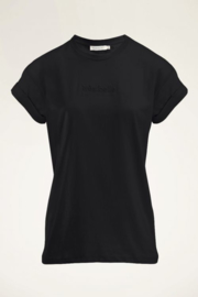 "My Jewellery | t-shirt ""Très Belle"" zwart"