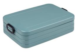 Mepal lunchbox take a break large | nordic green