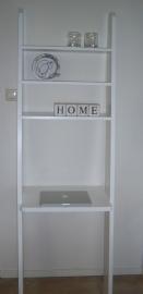 Ladderkast XL in elke gewenste maat, ook te gebruiken als bureau