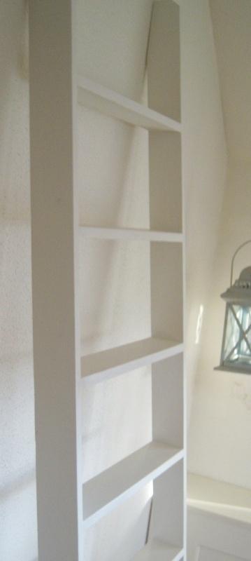 Ladderkast Decoratieladder In Elke Gewenste Maat Met