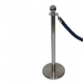 Absperrkordel klassisch Marineblau 40 mm. - mehr info