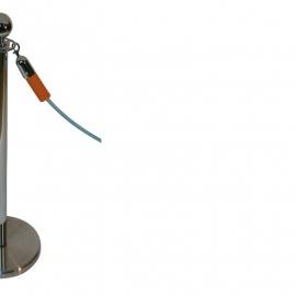 Absperrkordeln ProfLine Orange 40 mm. - mehr info