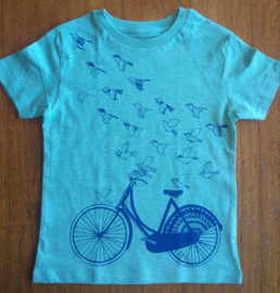 Cycling with Birds, KIDS