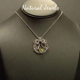 Necklace Olivine