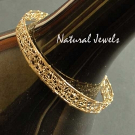 Bracelet Web of Gold