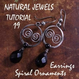 Tutorial 19 - Spiral Ornaments
