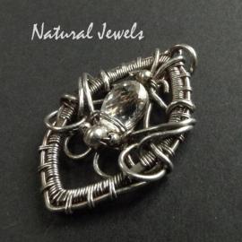 Small Pendant RockCrystal