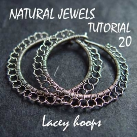 Tutorial 20 - Lacey Hoops