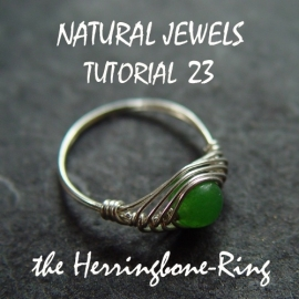 Tutorial 23 - the Herringbone Ring