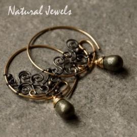 Earrings United Infinity