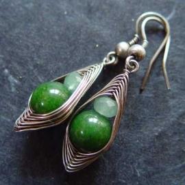 Tutorial 6 - Herringbone Earrings