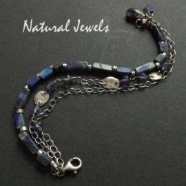 Bracelet Lapis and More