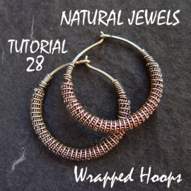 Tutorial 28 - Wrapped Hoops