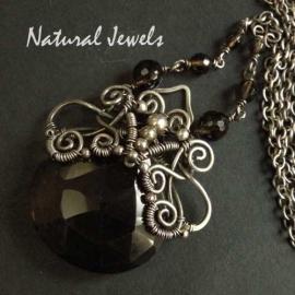 Adorned Dark Crystal