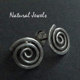 Earrings Little Spiral studs