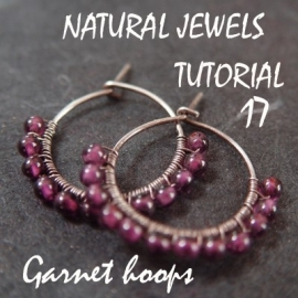 Tutorial 17 - Beaded Hoops