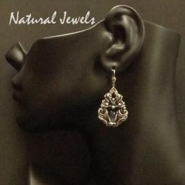 Earrings Kyanite