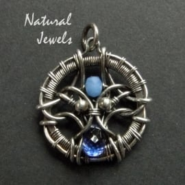 Small Pendant Kyanite