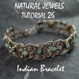 Tutorial 26 - Indian Bracelet