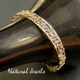 Bracelet Web of Gold
