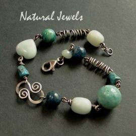 Bracelet Blue Variety