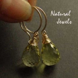 Earrings Lust for Lemon