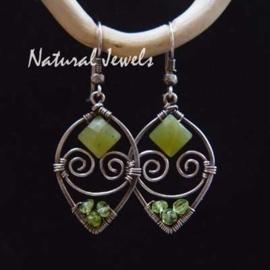 Jade and Peridot