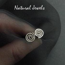 Earrings Little Spiral studs