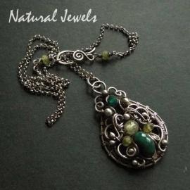Adorned Emerald
