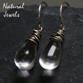 Big Smooth Rocks Earrings