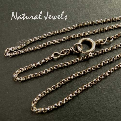 925 Sterling Silver Rolo-chain